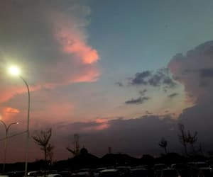 beautiful sky, clouds, and indonesia image