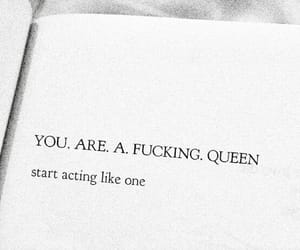 motivation, Queen, and quote image