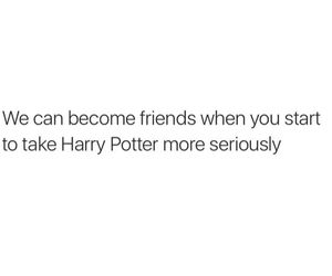 harry potter and qoute image