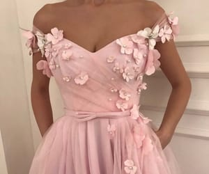 dress, haute couture, and dresses image