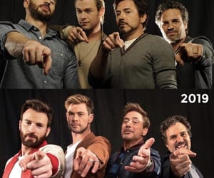 Avengers, chris evans, and Marvel image