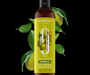 organic hair products, organic shampoo, and damage repair shampoo image