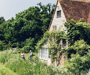 aesthetic, nature, and green gables image