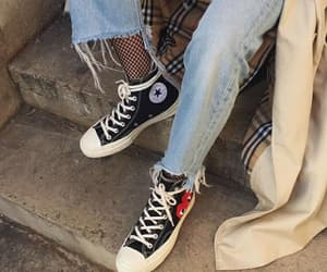fashion, converse, and shoes image