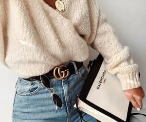 fashion, gucci, and Balenciaga image