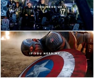 Avengers, cap, and Marvel image