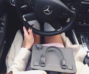 car, bag, and nails image