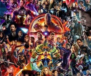 Marvel, endgame, and iron man image