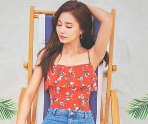 k-pop, twice, and chou tzuyu image