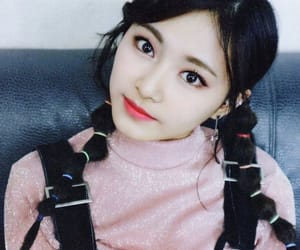 k-pop, twice, and chou tzuyu image