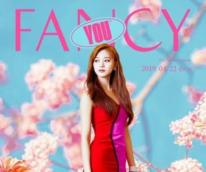 fancy, k-pop, and twice image