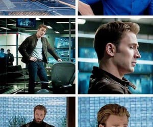 Marvel and steve rogers image