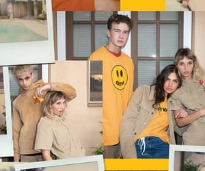 yellow, hotboy, and swag image