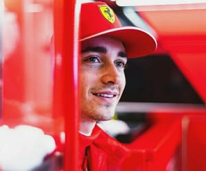 f1 and charles leclerc image