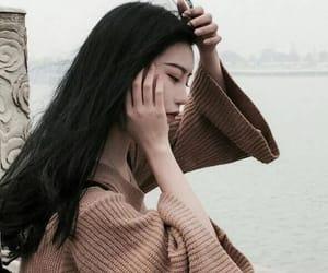 asian girl, brown, and ulzzang girl image