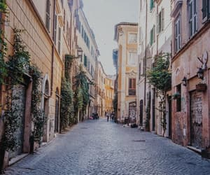 italy, neighborhood, and rome image