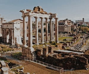 forum, italy, and roman image