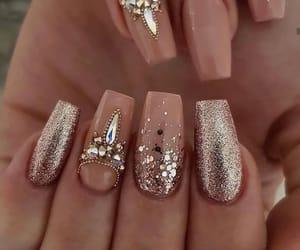 diamonds, glitter, and pretty image