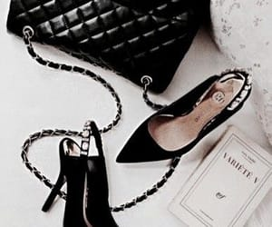 accessoires, fashion, and heels image