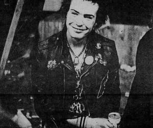leather, music, and sex pistols image