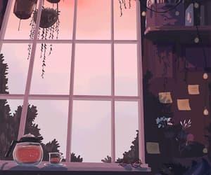anime, home, and wallpaper image
