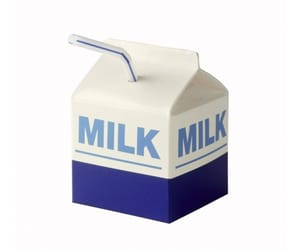 milk, aesthetic, and food image