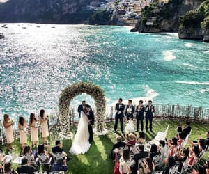 love, beautiful, and wedding image