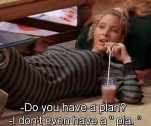 friends, funny, and plan image