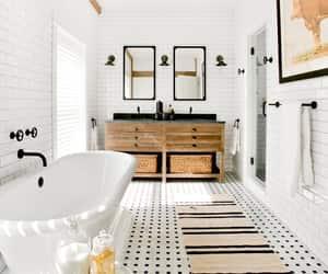 home, bathroom, and room image