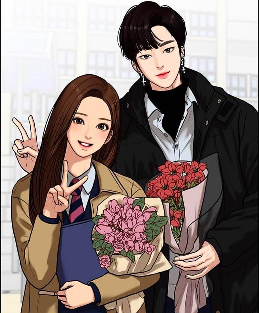Jugyeong And Seojun Shared By Kaykay On We Heart It