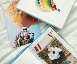 kpop merch, album, and young forever image