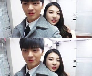 couple, redvelvet, and btob image