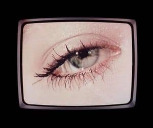 aesthetic, eyes, and grunge image