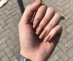 afternoon, long, and nails image