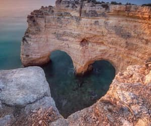 nature, heart, and photography image