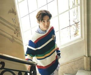 exo, kpop, and kim junmyeon image