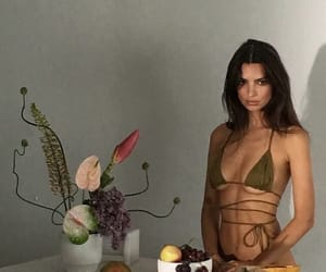 beauty, girls, and emily ratajkowski image