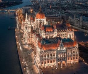 architecture, budapest, and city image