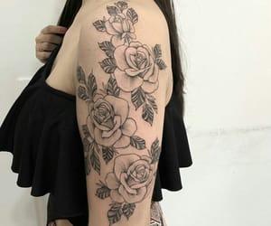 art, girl, and beautiful image