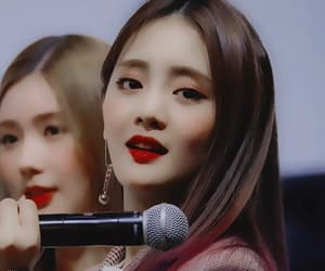 kpop icon, minnie icon, and gidle icons image