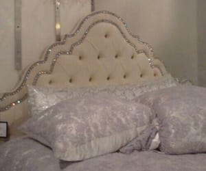 bed, aesthetic, and princess image
