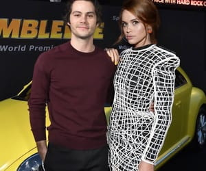manip, holland roden, and dylan o'brien image