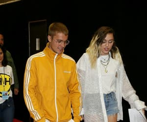 beauties, justin, and miley image