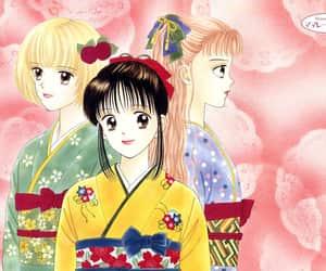 anime, personajes, and manga image