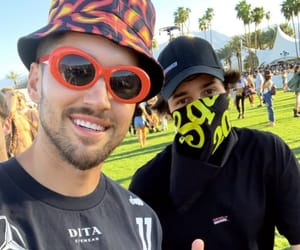 coachella, youtube, and jeff wittek image