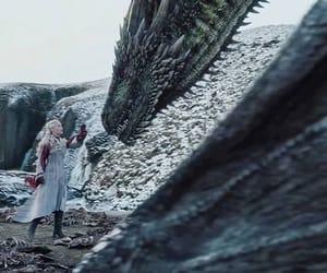got, game of thrones, and emilia clarke image