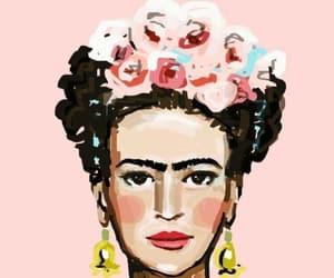 artista, mexicana, and frida kahlo image