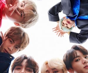 bts, wallpaper, and kpop image