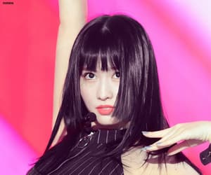 black hair, super concert, and twice image