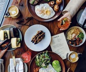 avocado, sandwich, and breakfast image